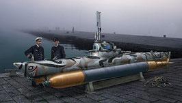 Biber Midget Submarine COD: 5609