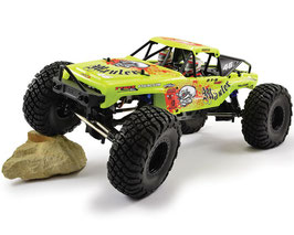 FTX MAULER 4X4 ROCK CRAWLER BRUSHED 1:10 READY-TO-RUN COD: FTX5575Y