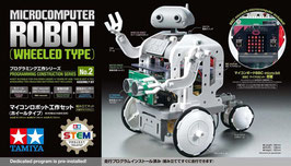 MICROCOMPUTER ROBOT Wheeled Type COD: 71202