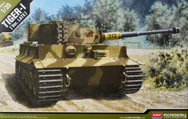 Tiger I Late Version Kit First Look COD: 13314