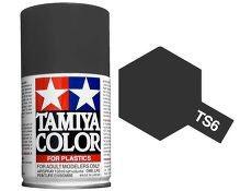 Matt Black 100ml Spray COD: TS6