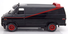 GMC VANDURA THE A TEAM VAN COD: 13521