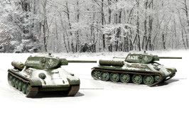 T34/76 m42 FAST ASSEMBLY  COD: 7523