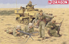 Afrika Korp Panzergrenadier El Alamein 1942 COD: 6389