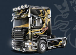 """Scania R730 V8 Topline """"Imperial"""" COD: 3883"""