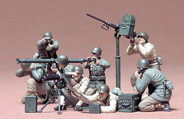 U.S. Gun and Mortar Team COD: 35086
