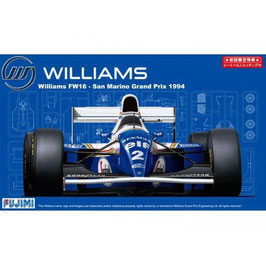 WILLIAMS FW16 SAN MARINO GP 1994 SENNA  COD: 09058