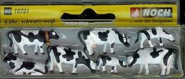 Mucche bianche e nere COD: 15721