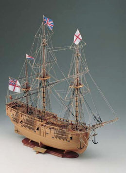 Endeavour - Brigantino a palo Inglese del 1768  COD: SM41