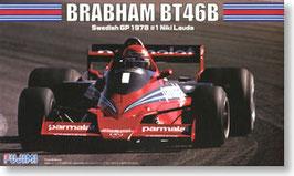 Brabham Alfa Romeo BT46B Swedish GP 1978 Liki Lauda COD: 091532