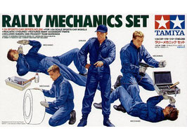 Rally Mechanics Set COD: 24266