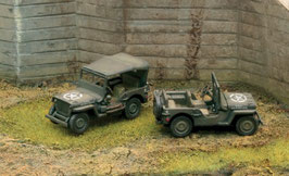 WILLYS JEEP 1/4 TON 4X4 COD: 7506