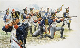 Line Infantry 1811 COD: 6002