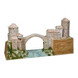 Ponte di Mostar - Scala 1:130.COD: 1204