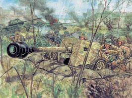 Pak 40 Antitank Gun COD: 6096