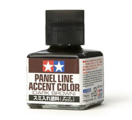Accent Color Dark Brown COD: 87140