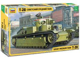 Soviet Medium Tank T-28  COD: 3694