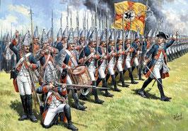 Prussian grenadiers of the Frederick II COD: 8071