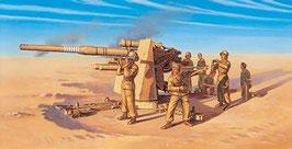 8.8 cm. FLAK 37 AA Gun COD: 7512