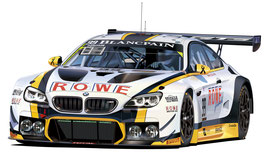 bmw m6 gt3 winner of the 2016 24 hours of spa COD: PN24001