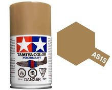 Tan (USAF) 100ml Aircraft Spray COD: AS15