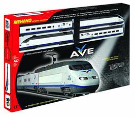 set Treno Elettrico Mehano scala H0 COD: T682