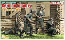 German Infantry Barbarossa 1941 COD: 6580
