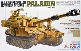 US Self-Propelled Howitzer - M109A6 Paladin COD: 37026