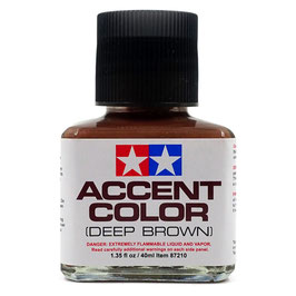 Accent Color Dark Red-Brown COD: 87210