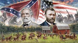 FARMHOUSE BATTLE - American Civil War 1864 - BATTLESET COD: 6179