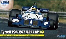 Kit 1/20 tyrrell p34 COD: 09090
