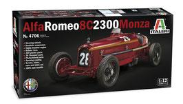 ALFA ROMEO 8C 2300 Monza SCALA 1/12 COD: 4706
