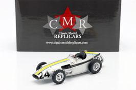 Jo Bonnier Maserati 250F #24 Italia Gp Formula 1 1957 COD: CMR184