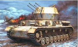 Flak Panzer IV Wirbelwind COD: MT48