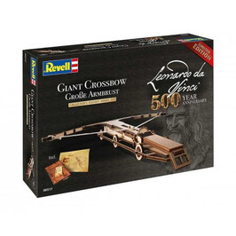 Leonardo da Vinci Giant Crossbow COD: 00517