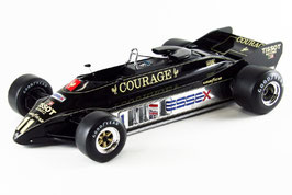 TEAM LOTUS TYPE 88B 1981 COD: EB010