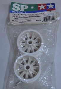 STADIUM BLITZER FRONT WHEELS (1 PAIR)  COD: 50451