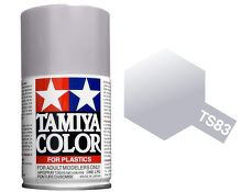 Metallic Silver 100ml Spray COD: TS83