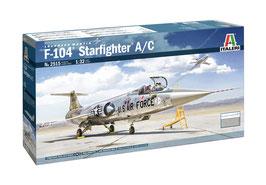 F-104 STARFIGHTER A/C COD: 2515