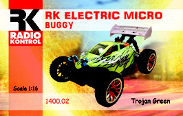 1/16 Electric Buggy  COD:  1400-02