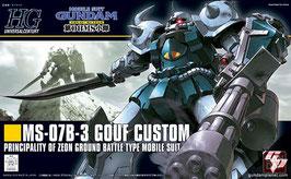 MS-07B-3 GOUF CUSTOM COD: GU18308