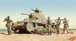 CARRO ARMATO M14/41 l SERIE  COD: 6543