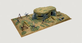 BUNKER AND ACCESSORIES COD: 6070