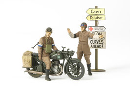 British BSA M20 Motorcycle COD: 35316
