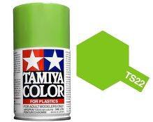 Light Green 100ml Spray COD: TS22