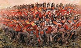 British Infantry 1815  COD: 6095