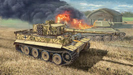 Pz. Kpfw. VI Tiger Ausf. E Early production COD: 6557