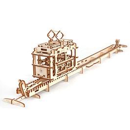 Tram su Rotaie 3D Meccanico COD: 70008
