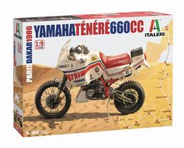 YAMAHA Ténéré 660cc Paris Dakar 1986 COD: 4642