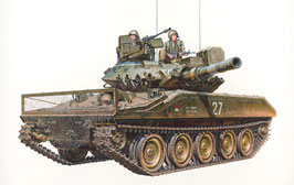 CARRO M551 SHERIDAN Vietnam COD: 35365